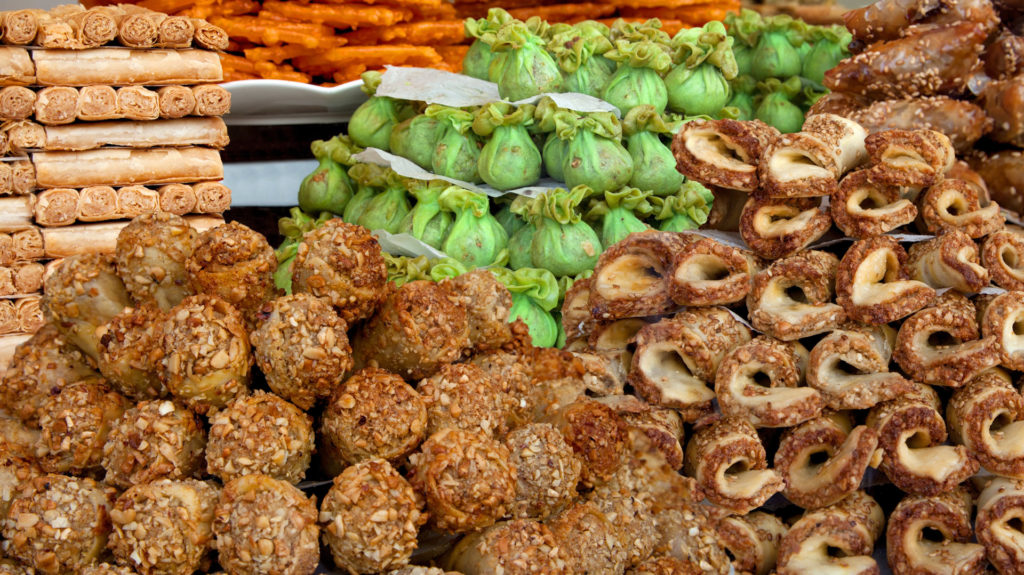 Oriental Sweets, Lebanon