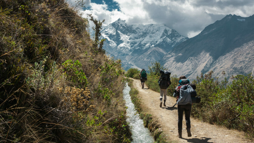 Salkantay Trail, Sacred Valley, Peru