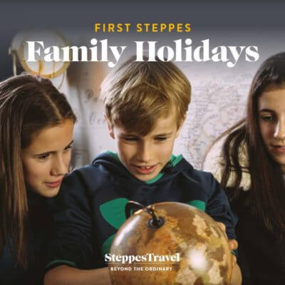Steppes Travel Family Brochure