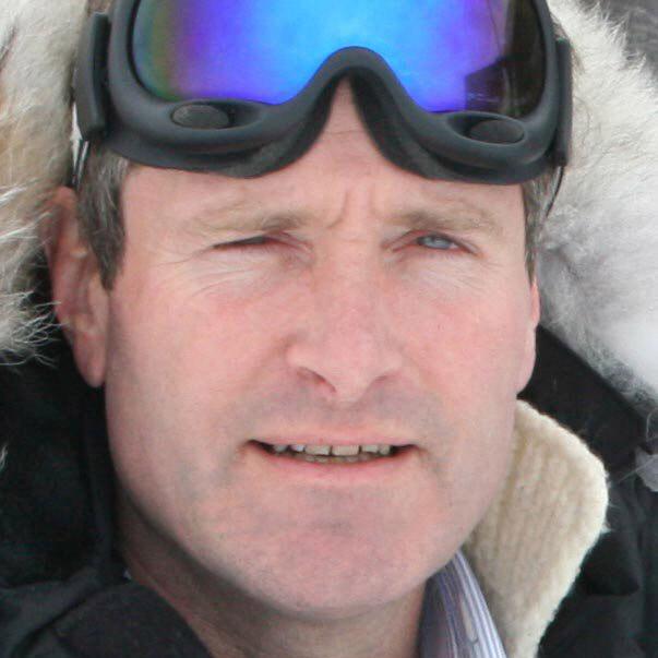 Fergus Beeley in North Canada