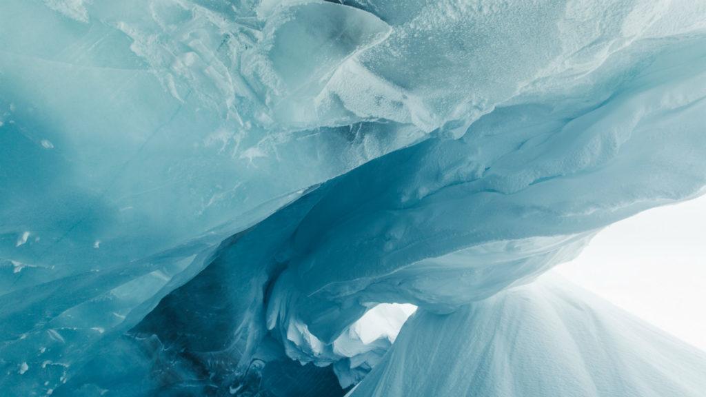 Ice Glacier, Russian Arctic