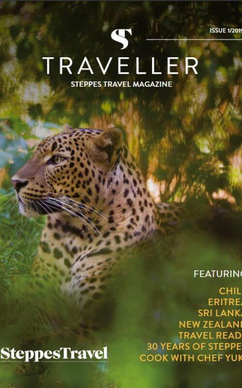 Steppes Traveller Magazine - Jan 2019