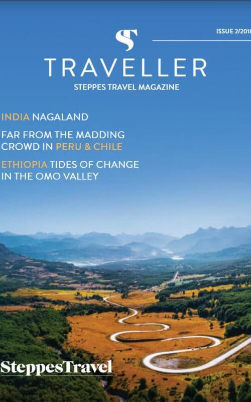 Steppes Traveller Magazine - Sept 2018