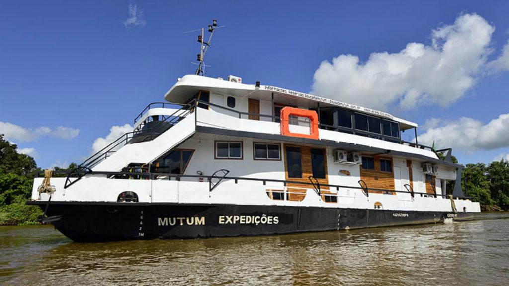 Exterior, Mutum Boat Expeditions, Pantanal Brazil