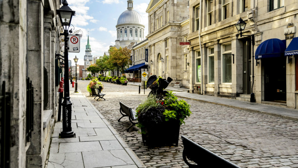 Old City, Montreal, Canada, Eastern Cities and Niagara