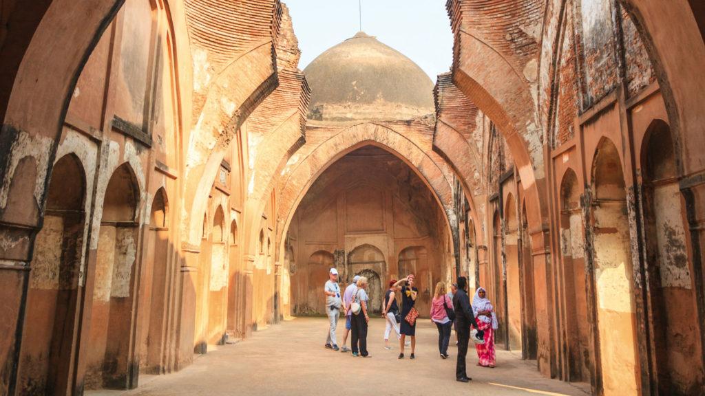 Archway, Murshidabad, India, Exotic Heritage