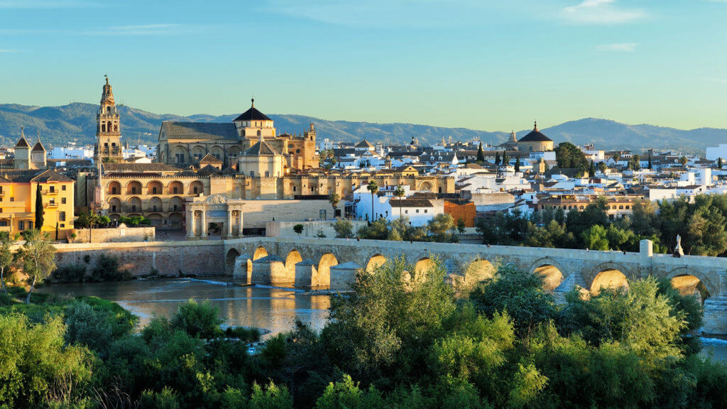 Romano Bridge, Cordoba, Spain