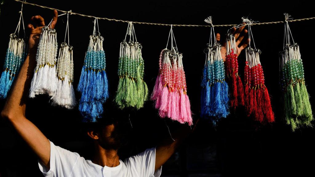 Shopkeeper, Lahore, Pakistan