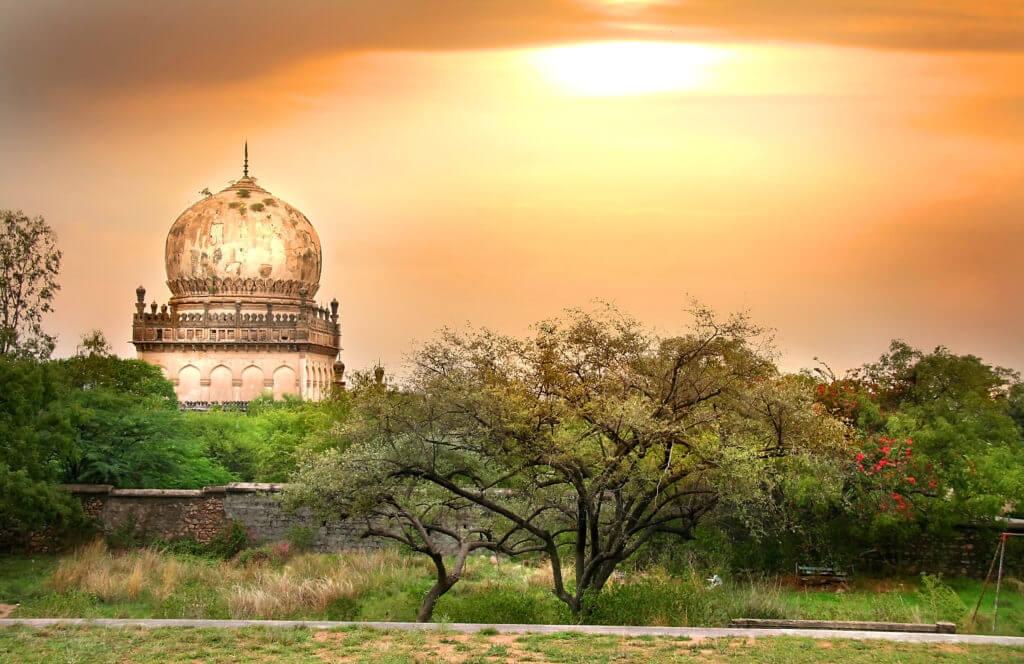 Quli Qutb Shahi Tombs, Hyderabad, India