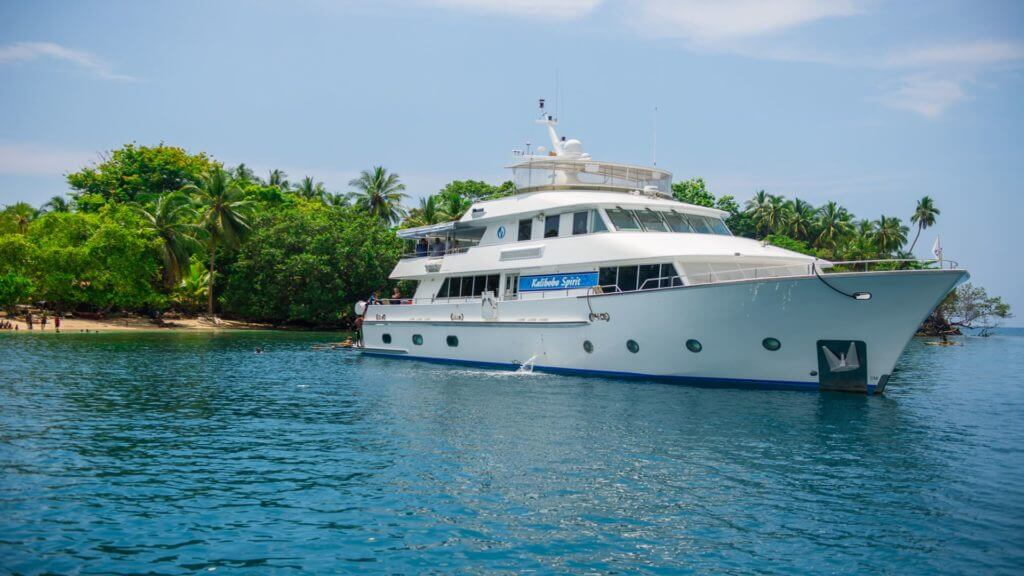 Kalibobo Spirit, Boat, Papua New Guinea