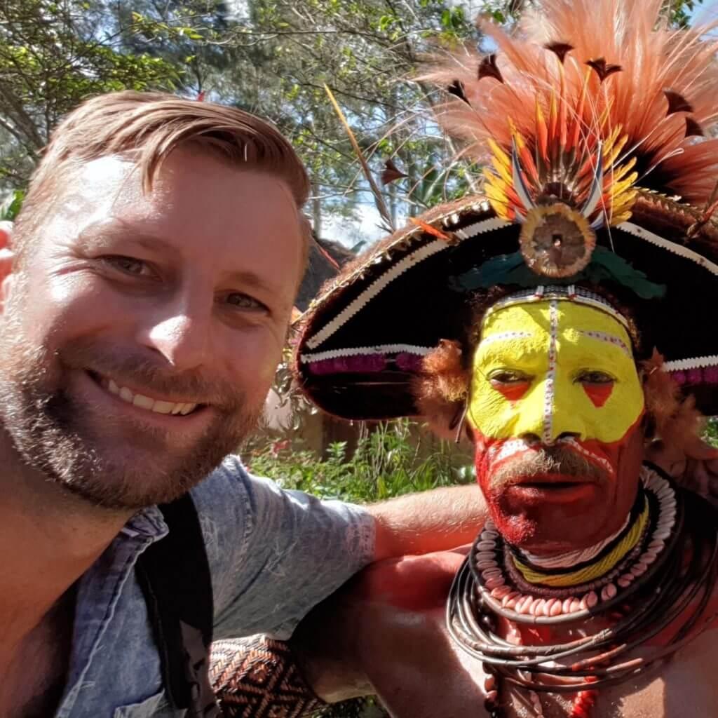 Nathan Batley, Papua New Guinea