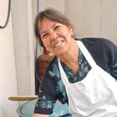 Olga Riche, textiles expert, Guatemala