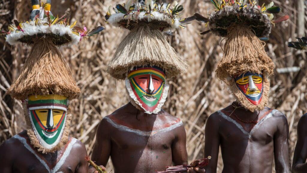 Mask Festival, Rabaul, Papua New Guinea