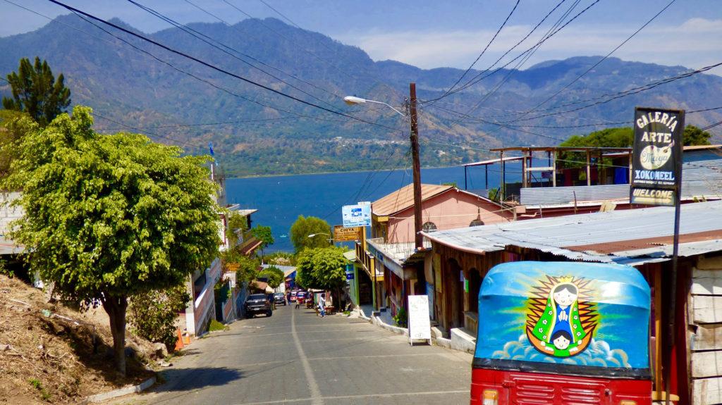 San Juan La Laguna Village