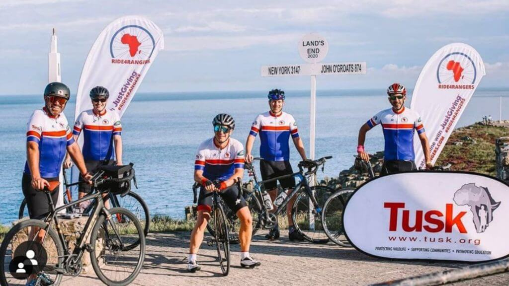 ride4rangers-cycling-lands-end-team