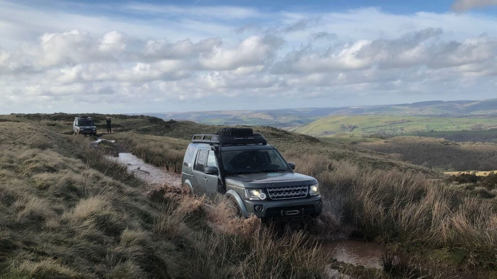 Coastline, Land Rover, Driving, Scotland