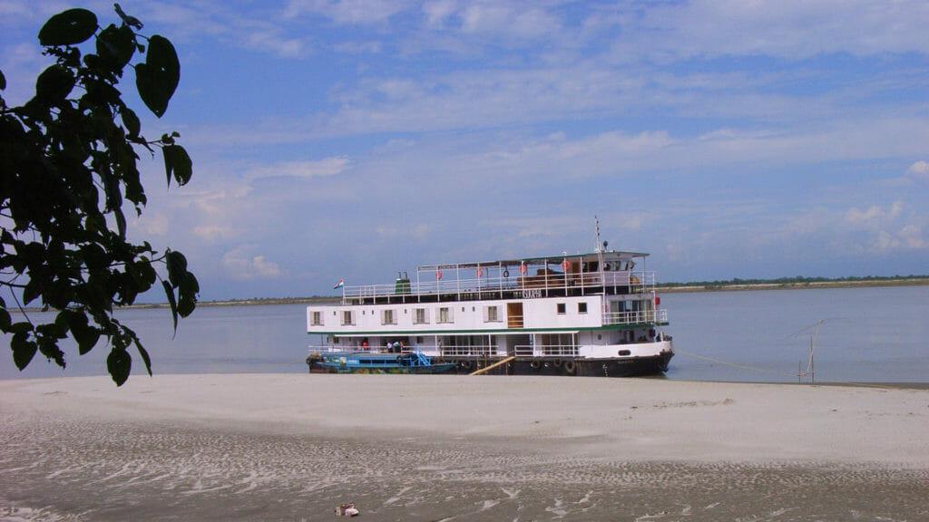 ABN Sukapha, Farakka, River Cruises, India