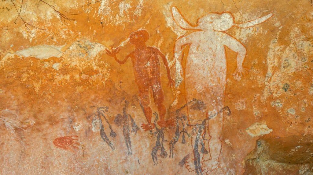 Aboriginal Rock Art, Western Australia