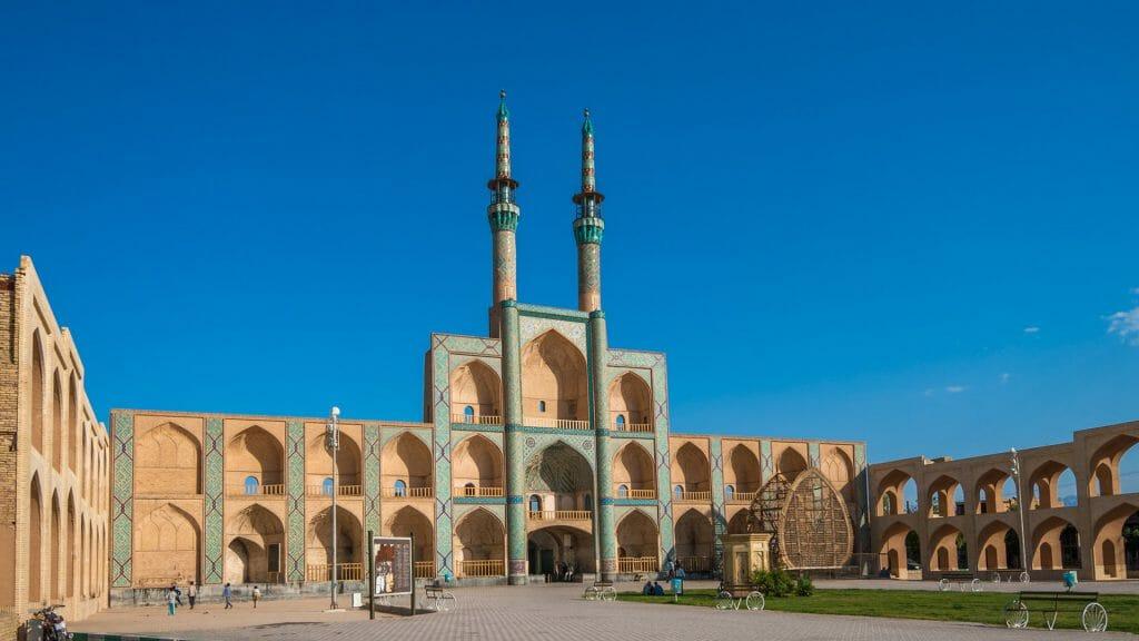 Amir Chakhmaq, Yazd, Iran