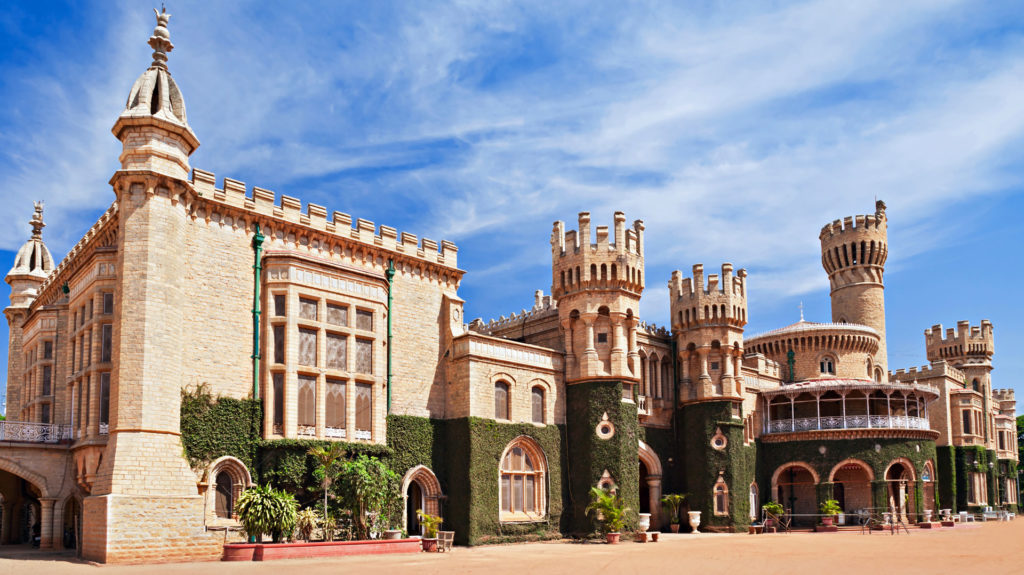 Banglaore Palace, Bangalore, India