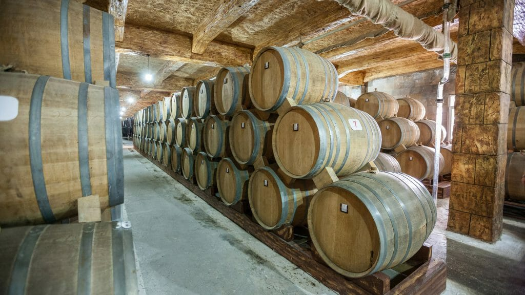 Barrels of Brandy, Armenia