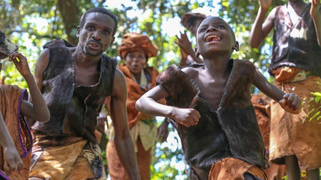 Batwa experience wth Nkuringo Bwindi Gorilla Lodge, Bwindi Impenetrable National Park, Uganda