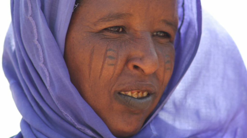 Bayuda Woman, Sudan