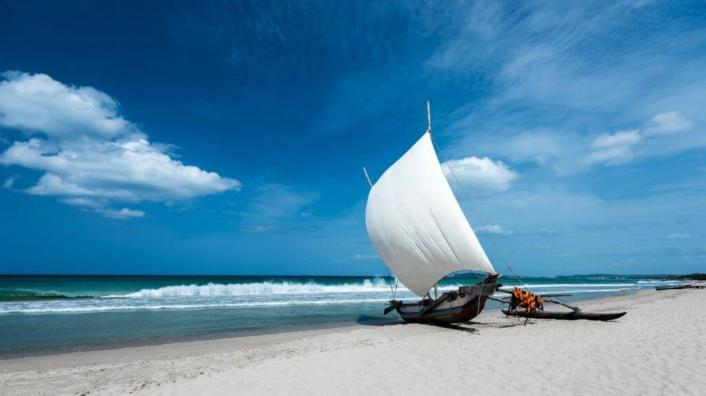 Beach, Trincomalee, Sri Lanka