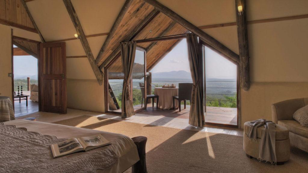 Bedroom, Cottar's 1920 Camp, Masai Mara, Kenya