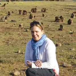 Bridget Cohen, Ethiopia