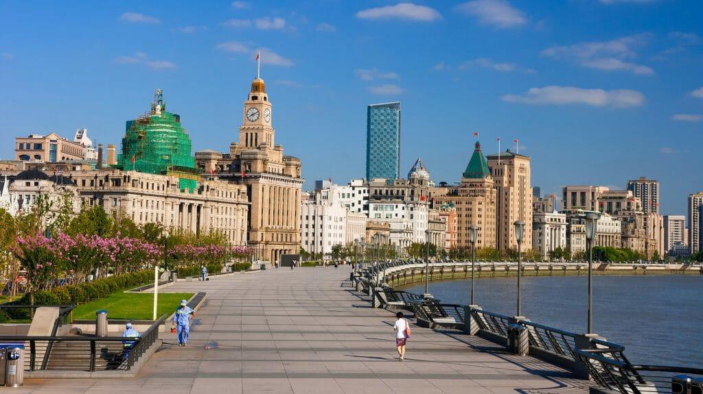 Bund, Shanghai, China
