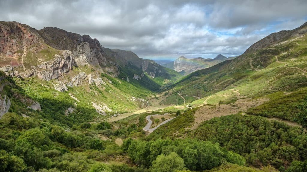Cantabrian Mountains,Asturias, Spain