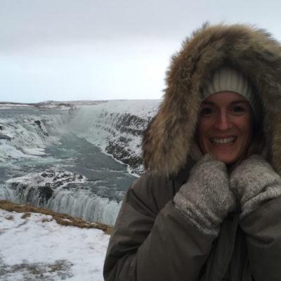 Charlotte Lawton, Iceland