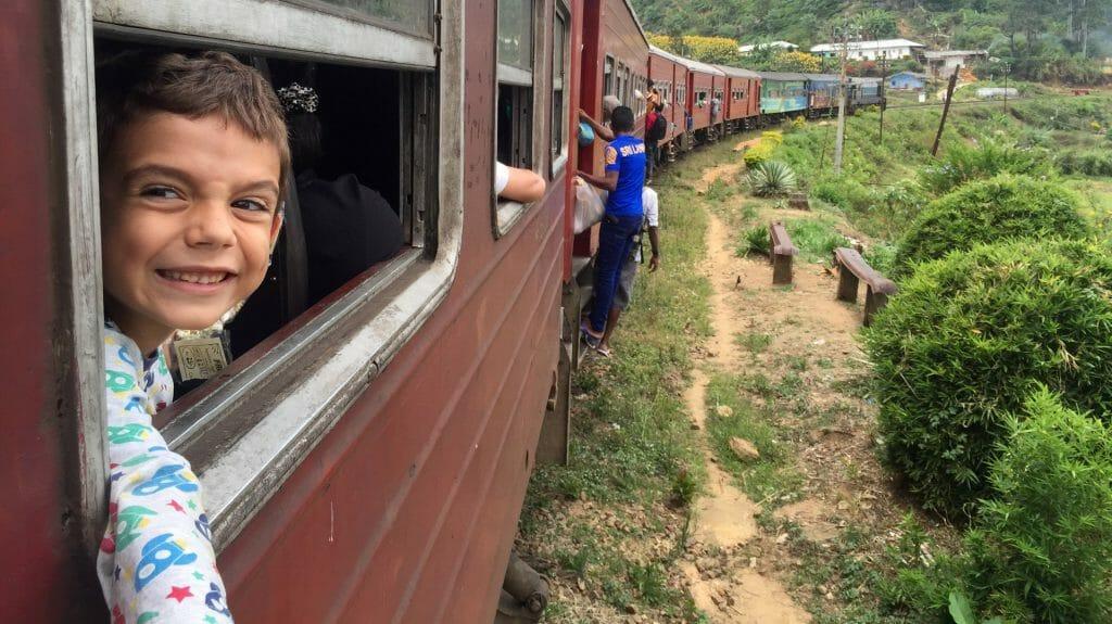 Children, Family, Sri Lanka