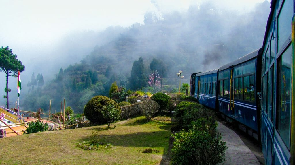 Darjeeling Himalayan Railway, Darjeeling, India