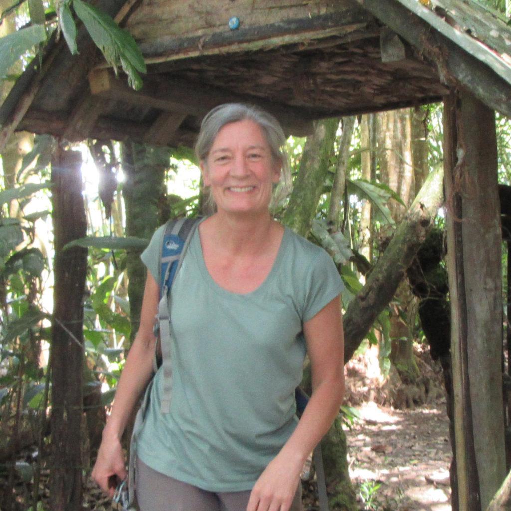Deborah Brock-Doyle, Papua New Guinea