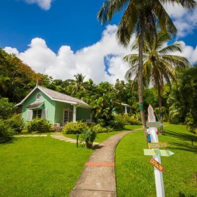 East Winds, Saint Lucia, Caribbean