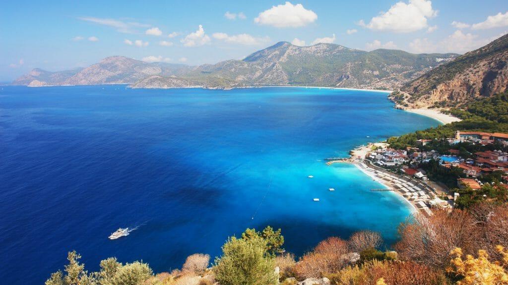 Fethiye Coast, Turkey