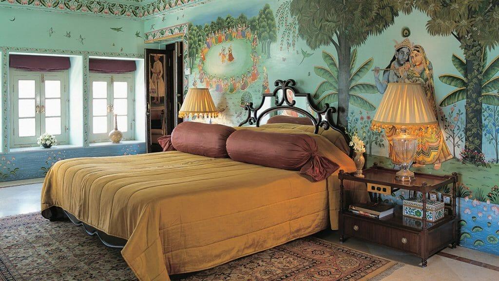 Grand Royal Suite, Taj Lake Palace, Udaipur, India
