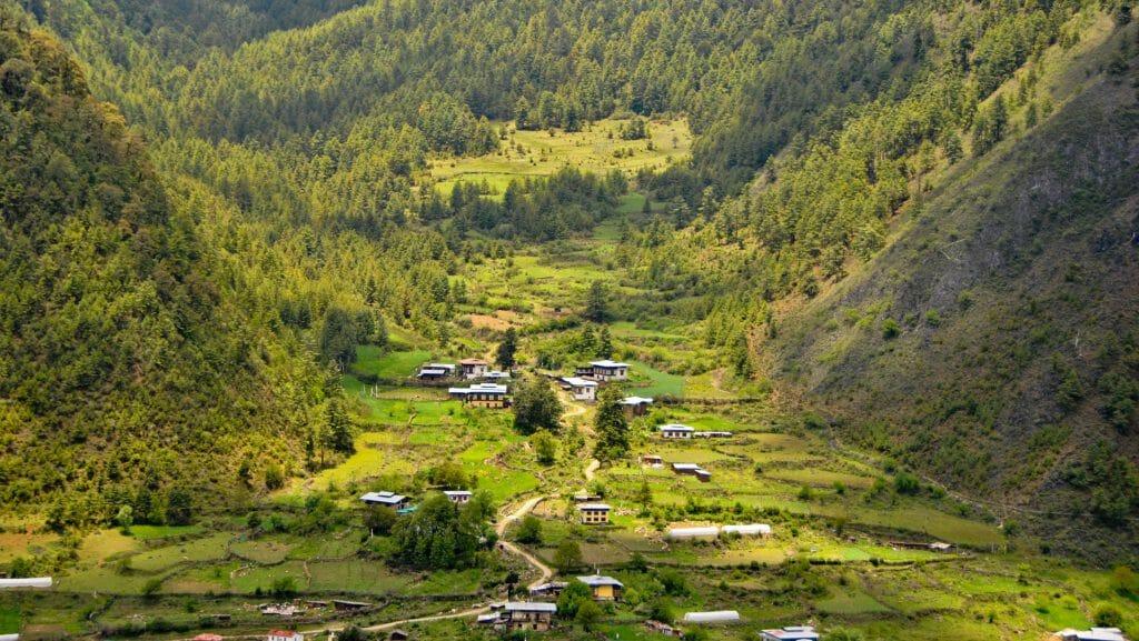 Haa Valley, Bhutan
