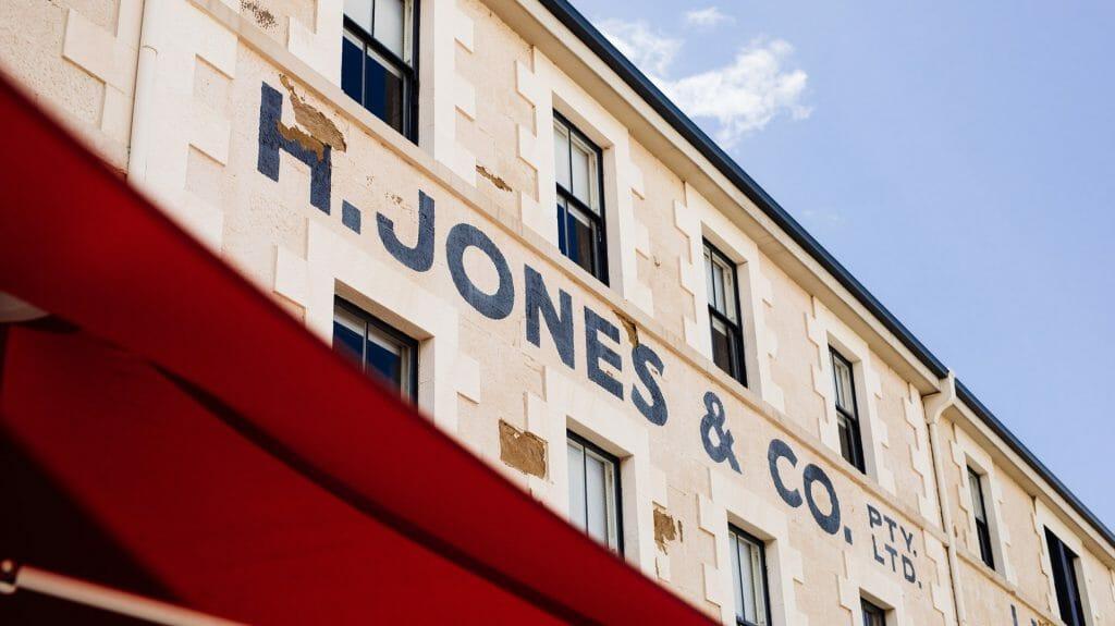 Henry Jones Art Hotel, Hobart, Tasmania, Australia
