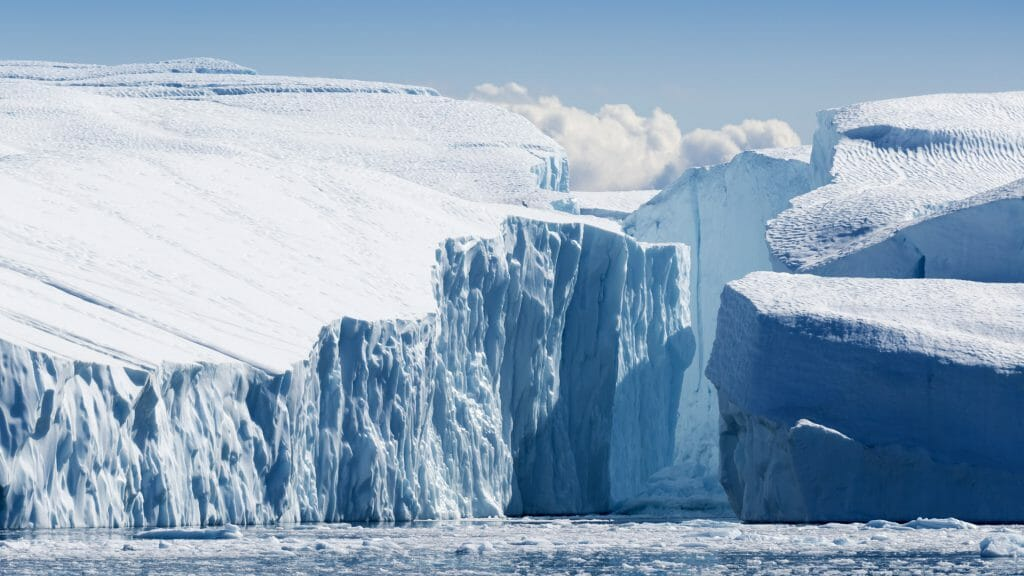 Iceberg, Greenland