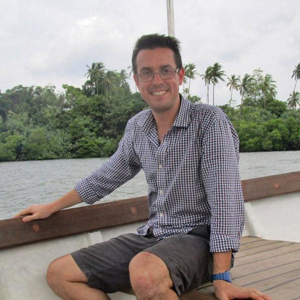 Joe Parkes, Sri Lanka