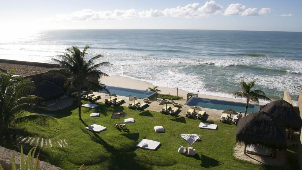 Kenoa Resort and Spa, Barra de San Miguel, Brazil