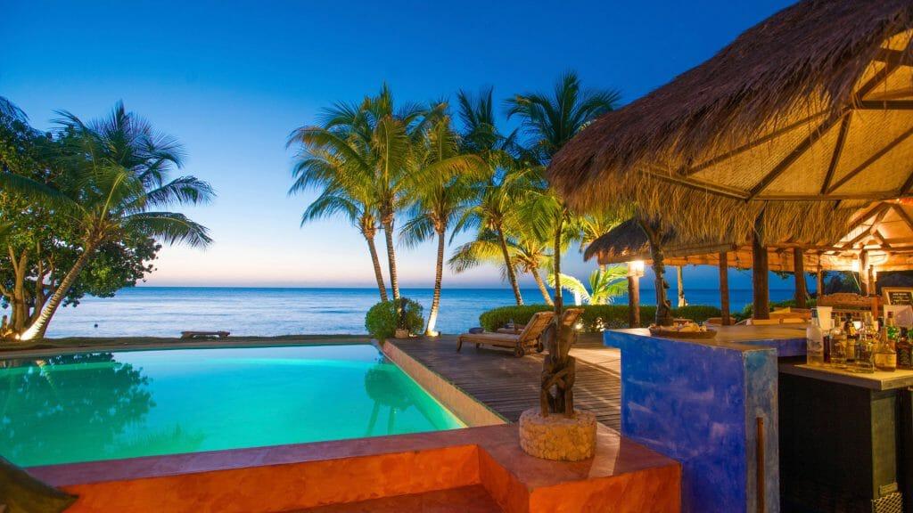 La Luna, Sunset Bar & Lounge, Grenada