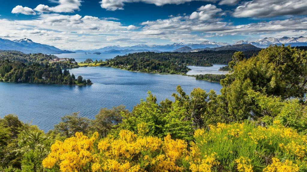 Lake Victoria, Bariloche, Argentina