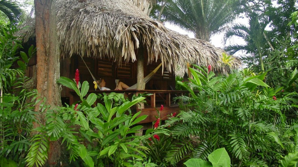 Lamanai Outpost Lodge, Orange Walk District, Belize