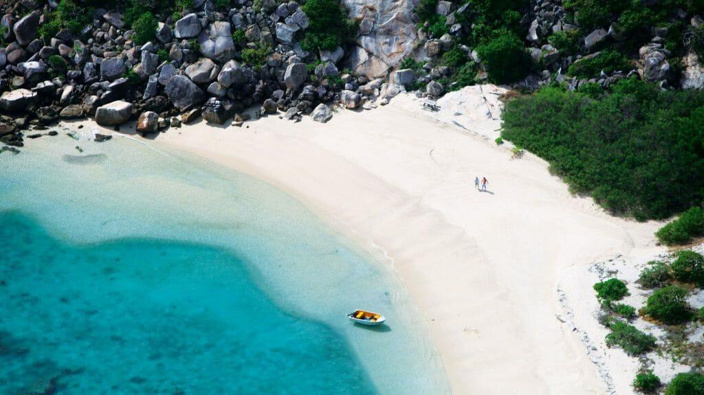 Lizard Island Resort, Private Beach, Lizard Island, Queensland, Australia