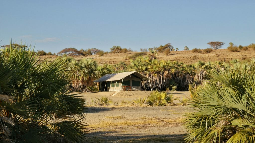 Lobolo Camp, Lake Turkana