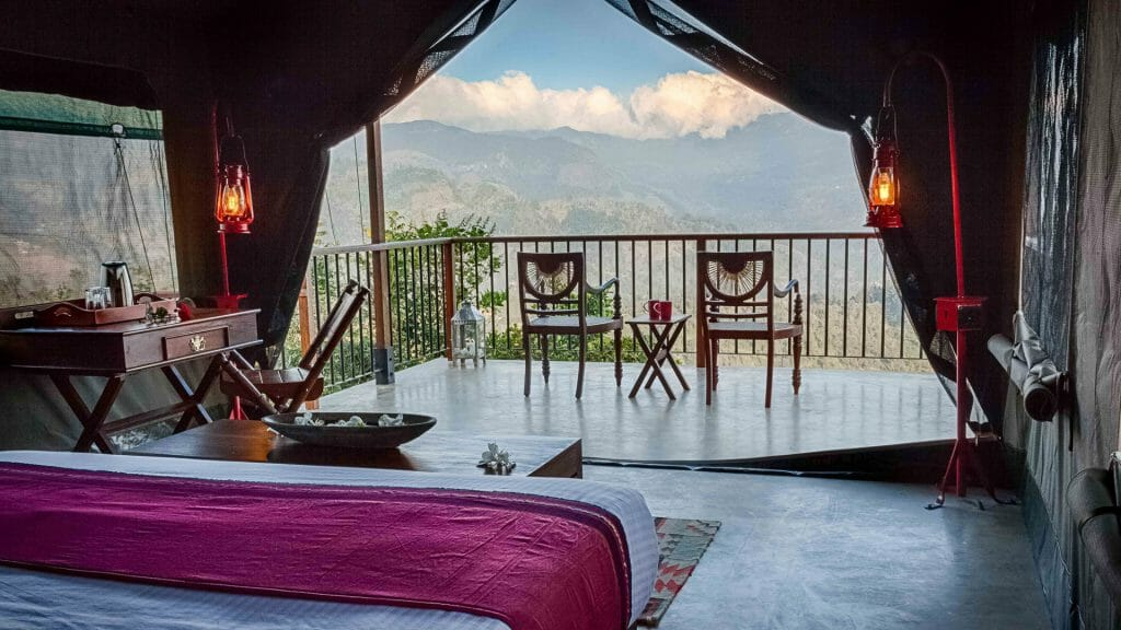 Madulkelle Lodge, Madulkelle, Tea Country, Knuckles Range, Sri Lanka